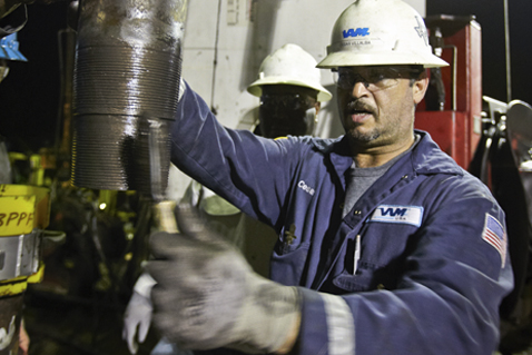 Highly trained VAM® Field Service technicians ensure casing is run smoothly onshore and offshore