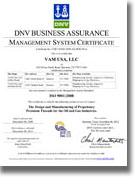 Quality-VAM-USA-ISO-9001-2008