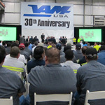 VAM® USA Celebrates 30th Anniversary