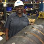 Meet Team Member Lectoria Payne:  Test Technician I, Research and Development Department