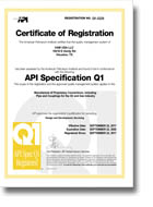 API Specification Q1 Hardy Road